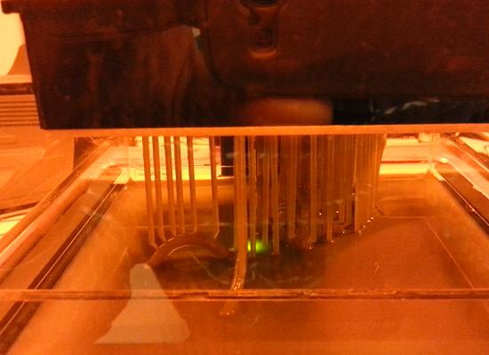 Rapid Prototyping 3D printing