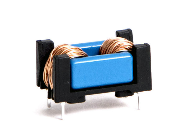 Square core common mode inductor