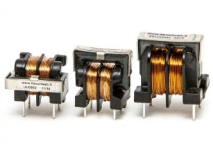 Linear common mode inductors