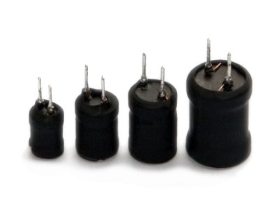 Radial drum inductors