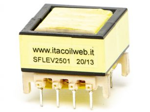 Multiple active PFC-TM inductors – SFLEV25 series